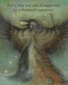 """""""The Ancestor of the North, 1983 -- Shaman: The Paintings of Susan Seddon Boulet, 2014 Wall Calendar Native American Wisdom, Native American Indians, American Spirit, Native Americans, Spirit Art, Wild Spirit, Mileena, Every Step You Take, Wow Art"""