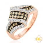 Champagne Diamond jewelry at drastically reduced price must see