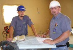 Project planning meeting with Gray Electric of Mauton and Tomah WI