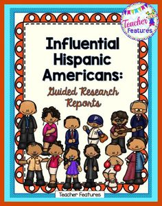Research writing templates to use during Hispanic Heritage Month(Sept…