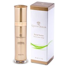 Vitamin C and Vitamin E Serum For Face with Cactus Oil and Dead Sea Minerals AntiAging 30 mL 1 oz * Read more reviews of the product by visiting the link on the image.
