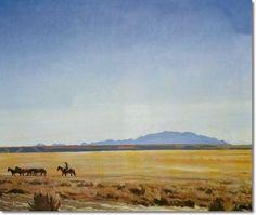 maynard dixon - land westward
