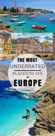 13 Underrated Places You Must See in Europe|Pinterest: theculturetrip