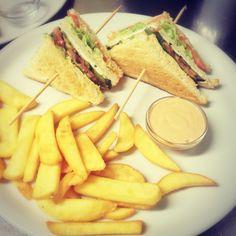 Ottimo il #clubsandwich del #chickenco! Www.chickenco.it