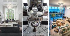 Przegląd wnętrz: Jak urządzić salon w stylu nowoczesnym?