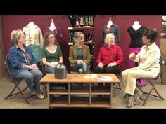 Hear from 4 women, one of each Type in Carol's Energy Profiling system, and how they live true to their natural gifts and tendencies.  They each share ways to create positive outlets for their natural expression so they don't turn in to patterns of dysfunction in their life.  Share your comments on creative ways you are living true to your Type!...