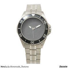 Men& Stainless Steel Bracelet Black Watch - diy cyo personalize design idea new special custom Vintage Leather, Vintage Men, Face Template, Watch Diy, Black Clocks, Stainless Steel Bracelet, Bracelet Watch, Quartz, Watches