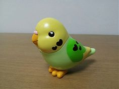 SPEAKING BIRD JAPAN BEST NEW TOY GADGET 2013 BRAIN DEVELOPER GREEN COLOR: MiruGadget.com