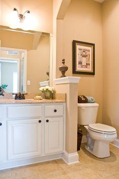 Model Home Bathroom master bathroom of ball homes' hudson model home. | bathrooms