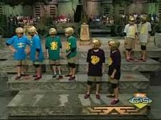 Legends of the Hidden Temple! can we go back to the 90s please. Idk what these kids watch today but our generation had the best shows!! hands down.