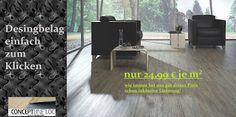 Boden4You: Günstiger Klick Vinyl Design Boden frachtfrei von...