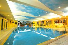 Thermalhallenbad der Thermenwelt Hotel Pulverer 5* http://www.pulverer.at