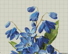 Image result for вышивка крестом орхидея схемы