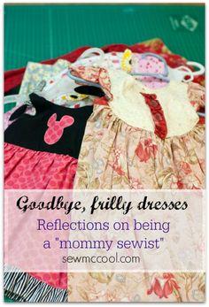 Goodbye, frilly dresses on sewmccool.com