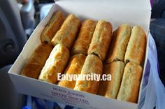 Eat Your City: Serious Coffee and Dutch Bakery Victoria, BC - Best sausage rolls ever! Dutch Bakery, Best Sausage, Sausage Rolls, Yummy Snacks, Tasty, Victoria, Bread, Vancouver Island, Coffee