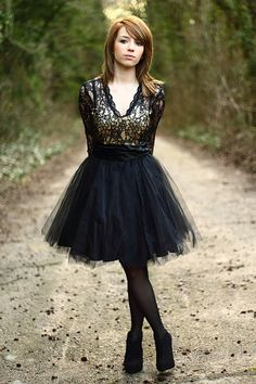 Favorite blog.  Usually I have to go though sites to pick out outfits I like...but I like every single one of hers.