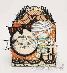 La-La Land Crafts Inspiration and Tutorial Blog: Inspiration Friday - Halloween / Fall