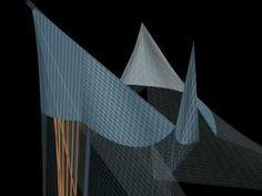 Philips pavilion - Le Corbusier and Xenakis - Expo 58 (Part 01)