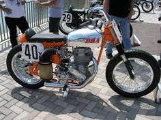 BSA FLAT TRACK RACER