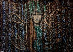 isimsiz. 75x104 cm oil on canvas