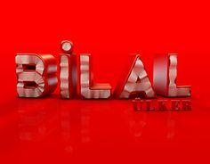 "Check out new work on my @Behance portfolio: ""Typography / Bilal Ülker-02"" http://be.net/gallery/36201885/Typography-Bilal-UElker-02"