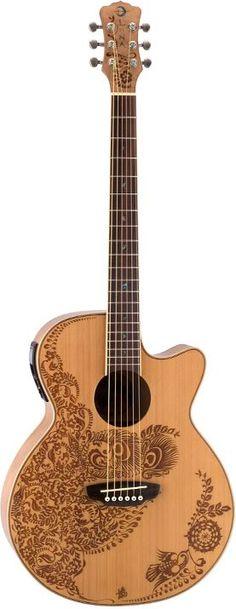 2012 Holiday Gift Guide - Folk Guitar Girl - gifts for the acoustic guitar player! Guitar Diy, Music Guitar, Cool Guitar, Ukulele Art, Guitar Tabs, Piano, Bass Guitar Lessons, Guitar Tattoo, Girls Magazine