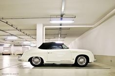 more uncovered @ Porsche Museum Garage in Stuttgart  - Dede Seward