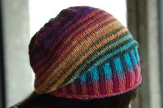 Cute hat! NobleKnits Yarn Shop  - Dull Roar Phoncible Slouchy Hat Knitting Patterns, $6.95 (http://www.nobleknits.com/dull-roar-phoncible-slouchy-hat-knitting-patterns/)