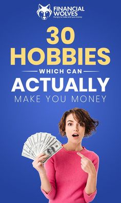 Want to monetize your hobby or looking for a hobby that you already do to make passive income? Check out this epic list of 30 different hobbies to make extra money in your spare time.