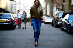 North Fashion: THE BEST STREET STYLE OF LONDON FASHION WEEK SUMMER 2016