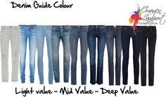 Denim Guide - Colour