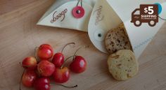 Abeego | Reusable Beeswax Food Wrap that Keeps Food Fresh Longer