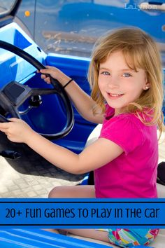 A great list of fun games to play in the car for family trips. Learning does not stop for road trips! If your travel time is a long one kids can get board, especially young children. Check these fun ideas out! Road Trip Activities, Craft Activities For Kids, Toddler Activities, Kids Crafts, Activity Ideas, Family Activities, Toddler Games, Activity Bags, Steam Activities