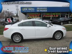2012 BUICK REGAL Detroit, MI | Used Cars Loan By Phone: 313-214-2761