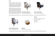"""Siedzisko - pracownia renowacji mebli, zajmujemy się kompleksową odnową mebli PRL, duńskich, holenderskich, skandynawskich z lat 50, 60 i 70. Tworzymy artykuły dekoracyjne z naturalnych materiałów w stylizacji """"bliżej natury""""."""
