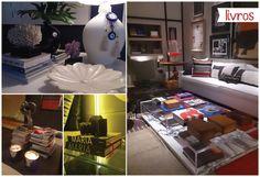 Tendências Casa Cor SP - 2013: livros #casacor #tendencia #casadasamigas #decor #livros