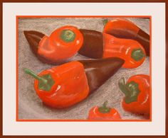 Chillies, marinated in vodka and dipped in rich dark chocolate - such decadence!