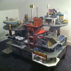 Pretty much the coolest Star Wars playset ever known to mankind.
