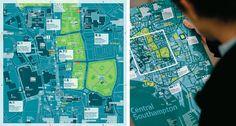 Southampton Legible City – City information system – City ID