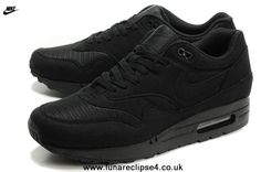 watch f8203 23df7 Nike Air Max 87 Men Shoes All Black 2013 Free Shoes Nike Air Max 87,