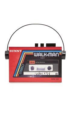 Walkman Clutch