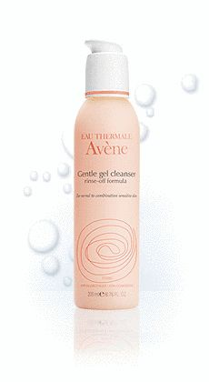 Avene Gentle Gel Cleanser