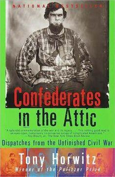 Confederates in the Attic,, AMAZING!