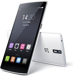 """Oneplus One+ Phone 2.5ghz Lte Phone 5.5"""" Qualcomm Snapdragon 801 3g Ram 16gbrom Oneplus http://www.amazon.com.mx/dp/B00L3CTJVU/ref=cm_sw_r_pi_dp_Wonawb0BFZCHM"""