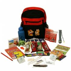 Emergency Preparedness Deluxe Kit (Home) /4 Person - Emergency Preparedness Kits - St. John Ambulance Online Store British Columbia and Yukon