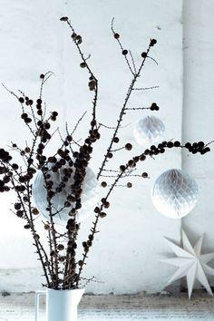 minimal dekoration xmas christmas weihnachten