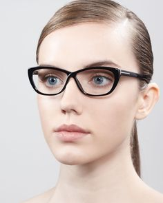 c87211eed3f6 Tom Ford - Crossover Cat-Eye Fashion Glasses