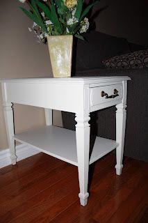 Vintage Renewed #beautiful #french #antique #furniture #shabbychic #cottage #table