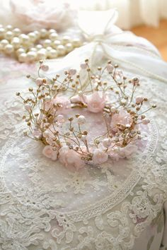 Beautiful Small Handmade Fairytale Crown