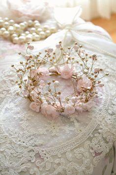 Beautiful Small Handmade Fairytale Crown